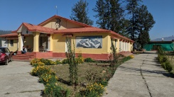 The homestay is a beautiful little building which used to be a postal office